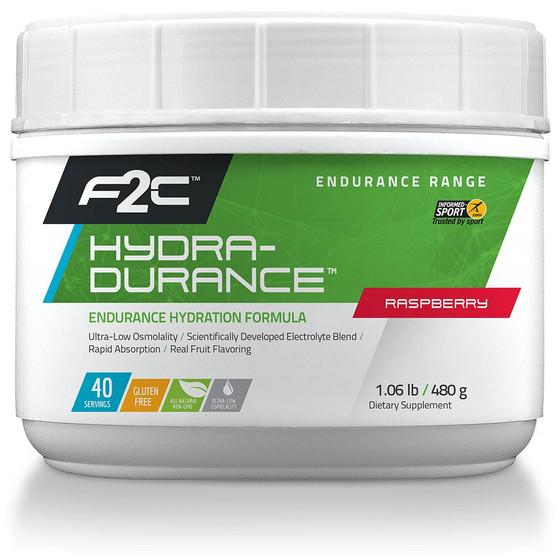 F2C Nutrition: HYDRA-DURANCE & GLYCO-DURANCE