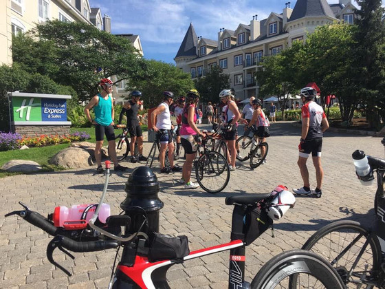 2018 Mont-Tremblant Training Camp (July 27 - 29)