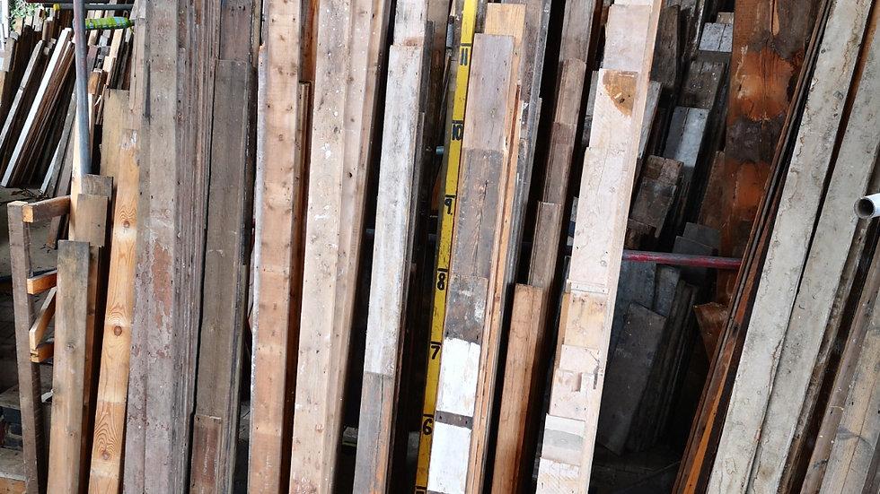 Victorian floorboards 155-180MM