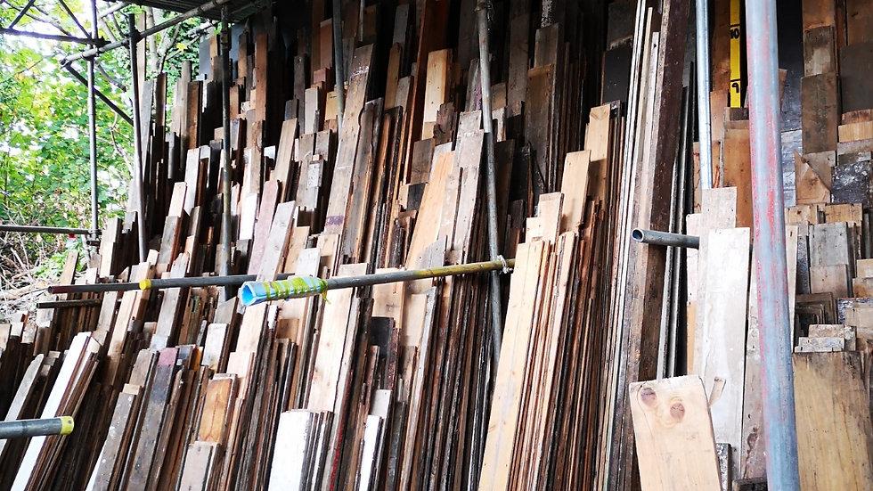 Victorian Floorboards 130-150mm