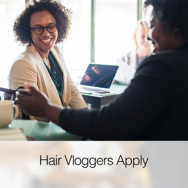 Hair Vloggers Apply