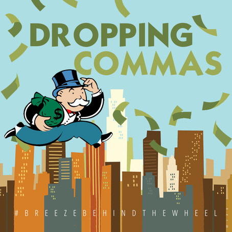 Dropping Commas