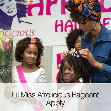 Lil Miss Afrolicious Pageant