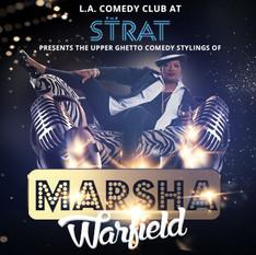 Marsha Warfield @ The Strat