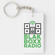 BLaKBoXXRadio Key Chain
