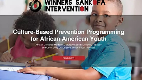 Winners Sankofa Intervention