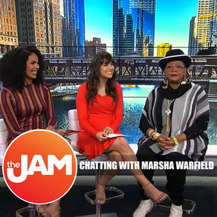 Chatting with Marsha Warfield