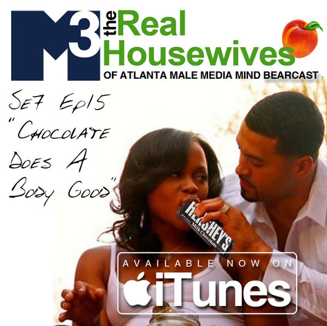M3 Real Housewives of Atlanta Bearcast S7 E15