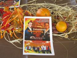 Community Thanksgiving Program