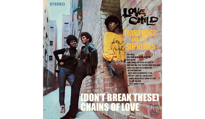DON'T BREAK THESE CHAINS OF LOVE