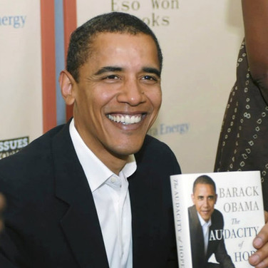 Rise Of Barack Obama by