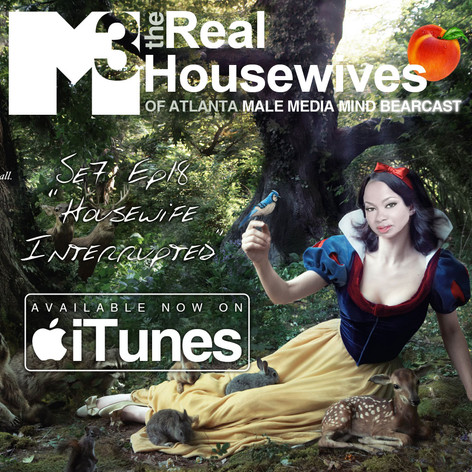 M3 Real Housewives of Atlanta Bearcast S7 E18