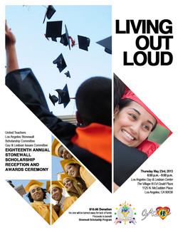 Stonewall Scholarship Program Cover