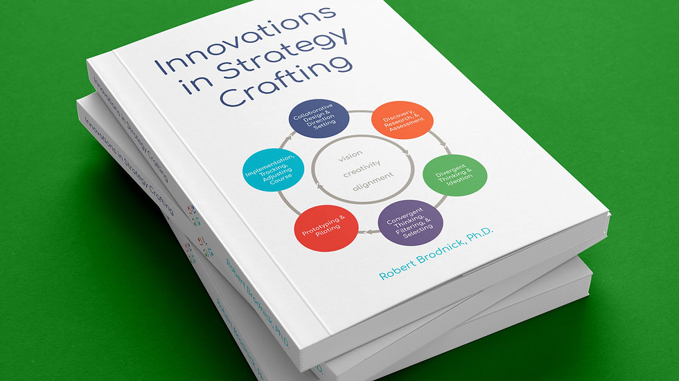 Innovations In Strategy Crafting – eBook