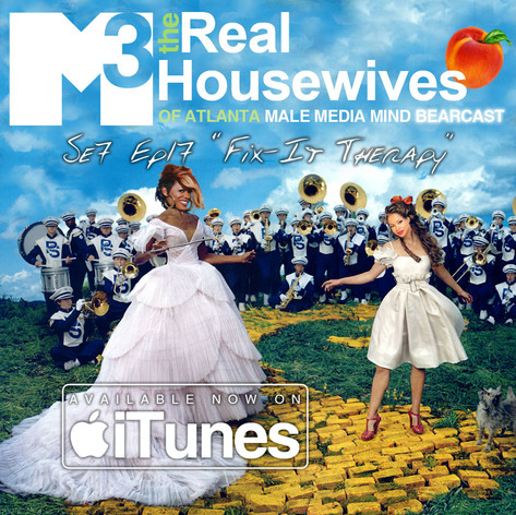 M3 Real Housewives of Atlanta Bearcast S7 E17