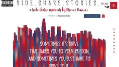 Ride. Share. Stories.