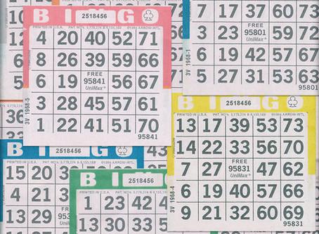 """Kids Studio: """"BINGO!"""" My Custom Bingo Cards"""