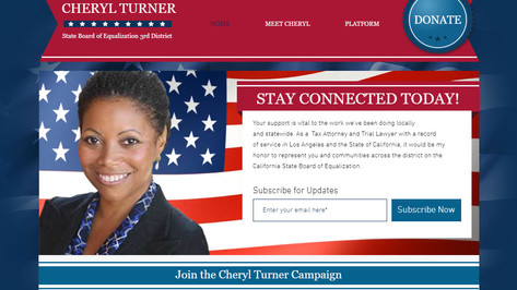Cheryl Turner for Senate