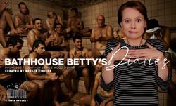 Bathhouse Betty's Diaries Pitch Deck