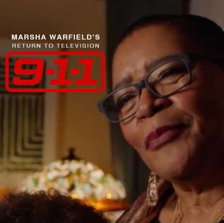 Marsha's Return to TV