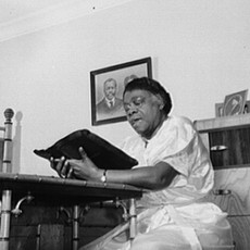 Mary McLeod Bethune NHS Virtual Tour of the Council House