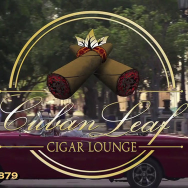 Cuban Leaf Cigar Lounge by filmmaker Keith O'Derek