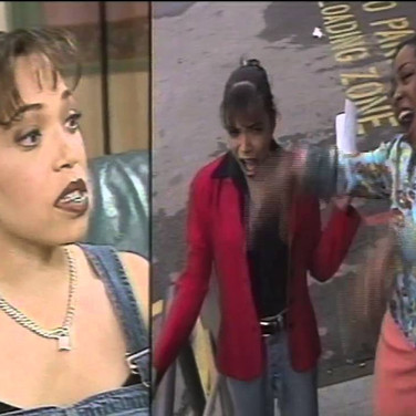Divas Of Martin TV Show - Tisha Campbell and Tichina Arnold (Exclusive)