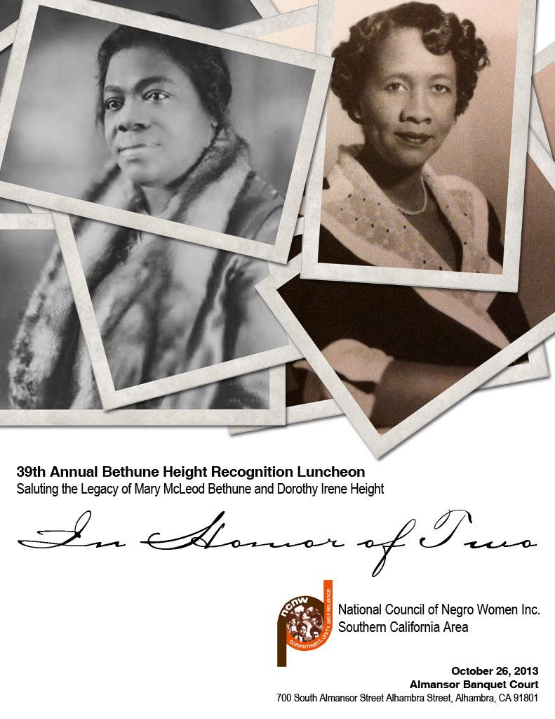 NCNW Program Cover