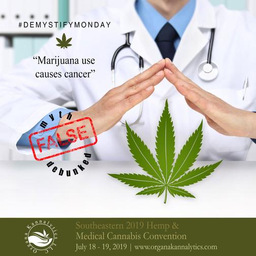 The Myth of Marijuana and Cancer