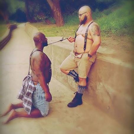Black Slaves Matter