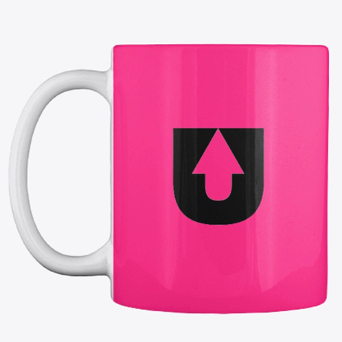 U Brand Coffee Mug - 11 oz.