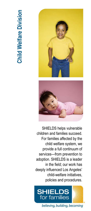 Child Welfare Division (Brochure)