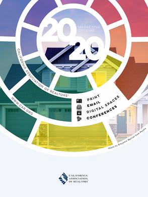 California Association of Realtors 2020  Media Kit