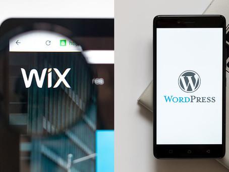 Wix Vs WordPress- The Ultimate Comparison