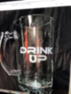Upfront  Glass - 16 oz