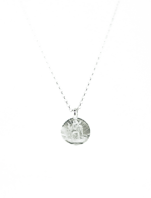 The Traveller - St. Christopher Necklace