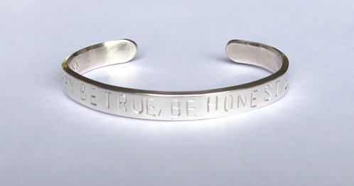 MINI Cuff/Christening Bangle from