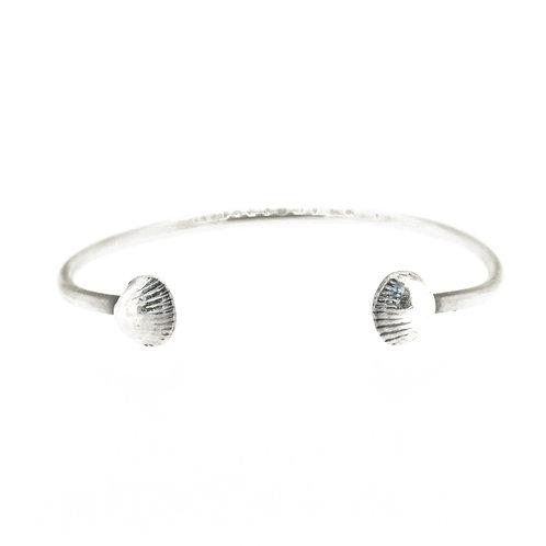 Little Shell Cuff Bracelet