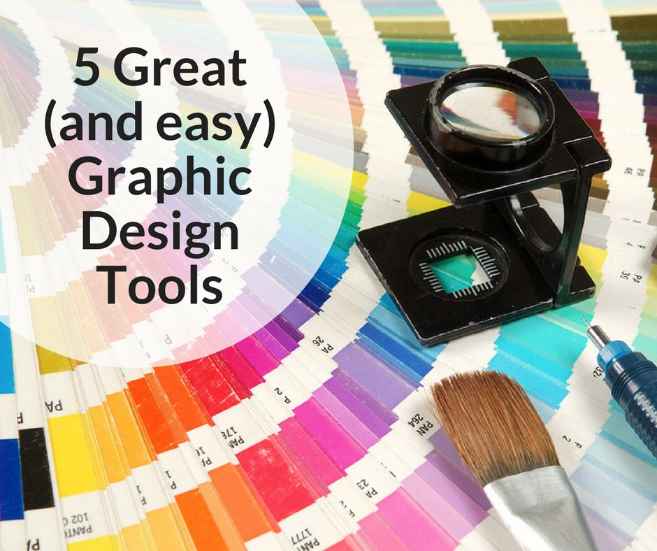 5 Great (and easy) Graphic Design Tools - WSI Connect Digital Marketing