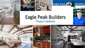 Eagle Peak Builders - Project Updates