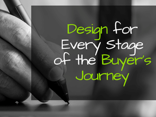Graphic Design for Every Stage of the Buyer's Journey