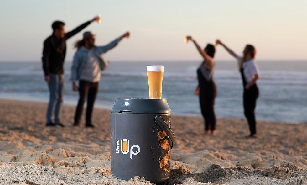 BeerUp pack 10 glasses