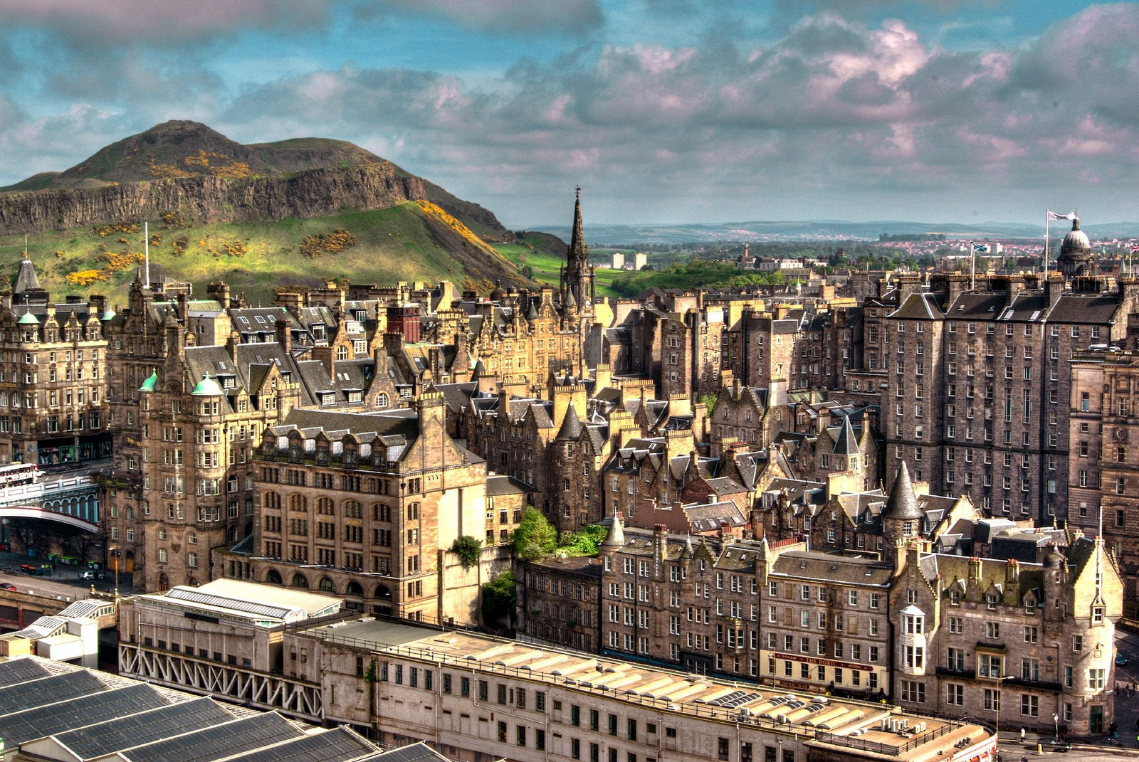 Edinburgh Scotland Hd Wallpaper 1 4x53u6