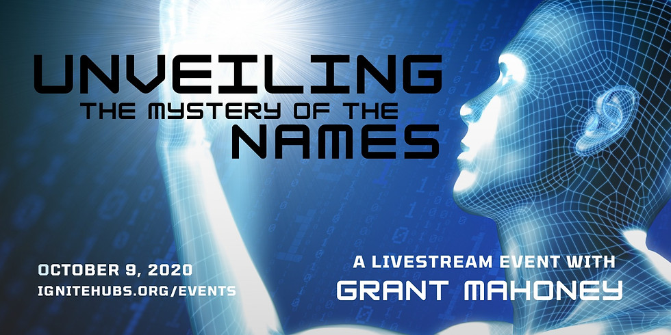 Unveiling the Mystery of the Names (Part 1)