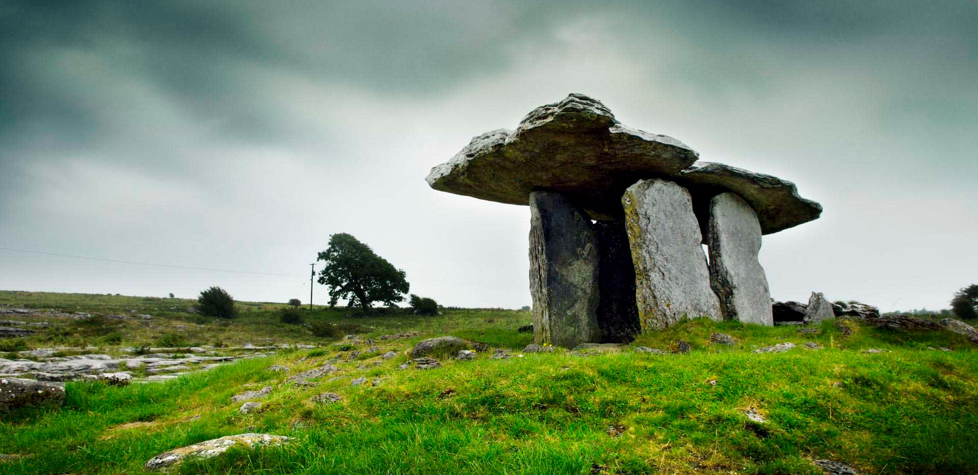 Dolman-at-Poulnabrone-The-Burren-County-
