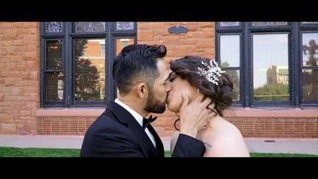 Jose & Leslie // Pueblo Wedding