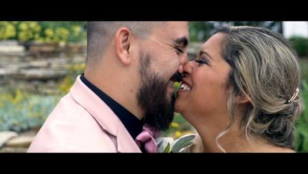 Justin & Kyra // Pueblo Wedding
