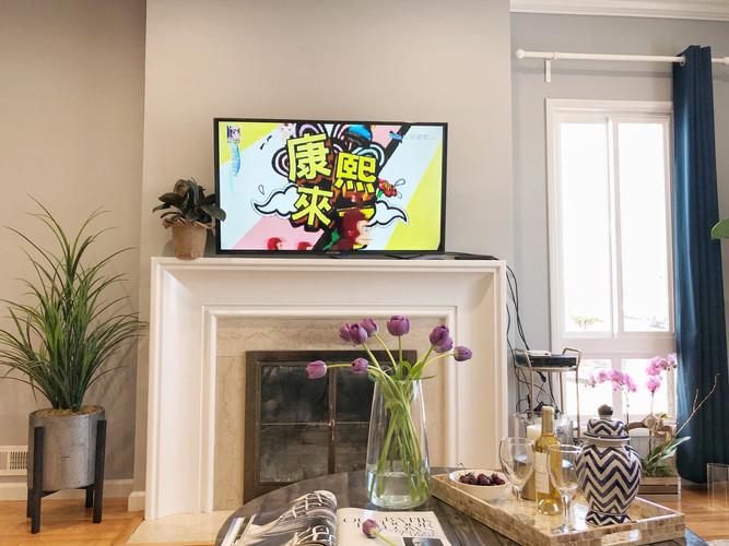 中文電視機頂盒