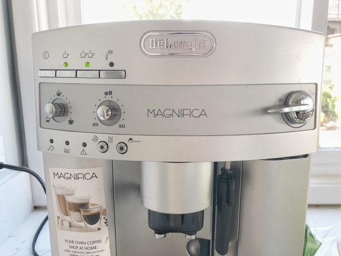 義大利進口全自動咖啡機
