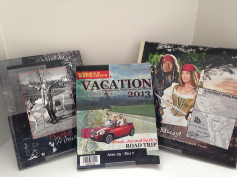 Vacation Books
